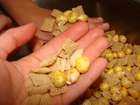 Chex Tex Mix